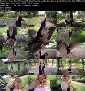 Kiss Cat - Public Fucking In The Park [FullHD 1080p] - PublicFuck