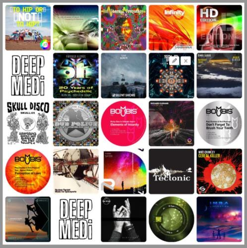 Beatport Music Releases Collection Chart 2570 (2021)