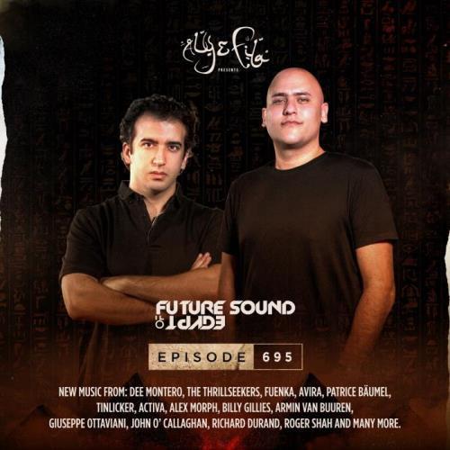 Aly & Fila - Future Sound Of Egypt 695 (2021-03-31)