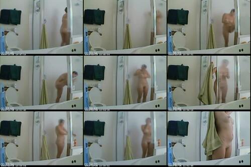 0724 Spy Shower Girl Shaving Legs Armpits Pussy m - Shower Girl Shaving Legs Armpits Pussy / SpyCam Sex Video
