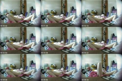 0773 Spy Girl Masturbating While Watching Porn m - Girl Masturbating While Watching Porn / SpyCam Sex Video