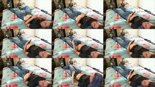 [Image: 0837_Spy_Horny_Gorgeous_Teen_Watching_Ph..._Bed_m.jpg]