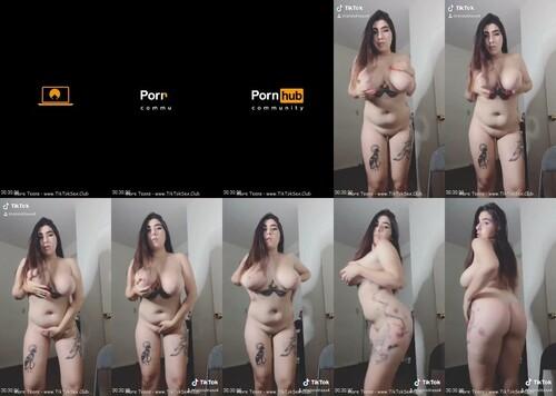 0094 TTN Girl Goes Fully Naked On Young Girl Tiktok m - Girl Goes Fully Naked On Young Girl Tiktok [1080p / 7.03 MB]