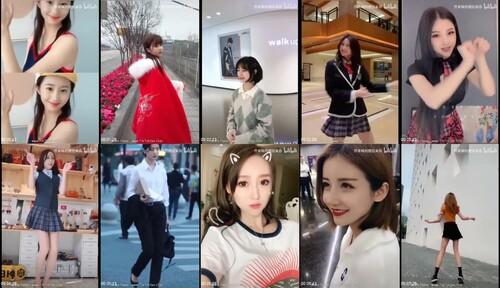 0013 TTnN Chinese Tiktok Teen Beautiful Girl Teen Fall In Love Yellowbbs m - Chinese Tiktok Teen Beautiful Girl Teen Fall In Love Yellowbbs [720p / 132.78 MB]