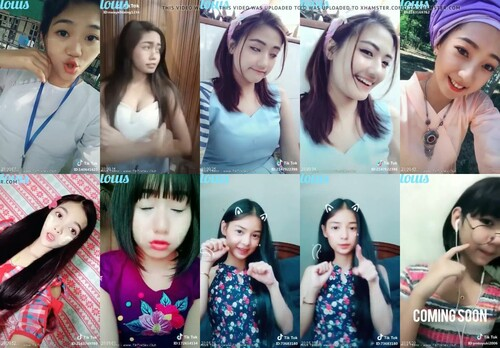 0144 TTnN Myanmar Cute Girls Tik Tok Teen Girl m - Myanmar Cute Girls Tik Tok Teen Girl [720p / 19.82 MB]