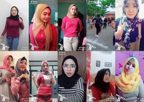 0175 TTnN Hijab Girls Tiktok Teen m - Hijab Girls Tiktok Teen [720p / 127.77 MB]