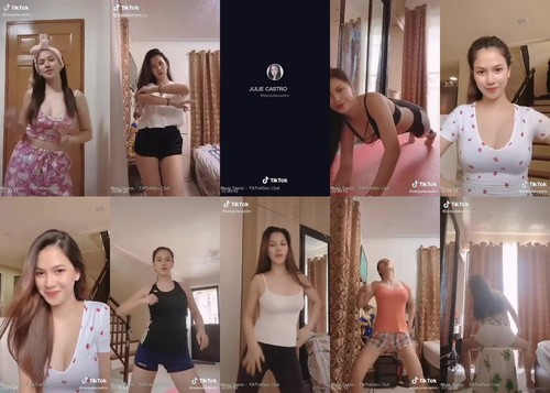0146 TTY Julie Castro   Ang Hot TikTok Teens Compilation m - Julie Castro - Ang Hot!! TikTok Teens Compilation [720p / 30.52 MB]