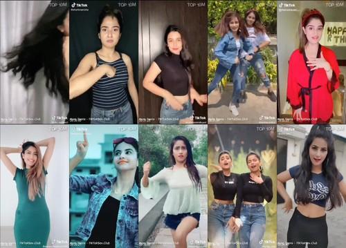 0183 TTY Latest Tik Tok Sexy Sexy Cute Girls Dance Latest India Dance m - Latest Tik Tok Sexy Sexy Cute Girls Dance Latest India Dance [1920p / 74.62 MB]