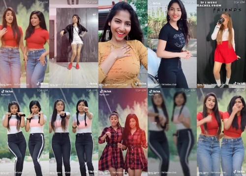0184 TTY Tik Tok Sexy Sexy Cute Girls Dance India Video m - Tik Tok Sexy Sexy Cute Girls Dance India Video [1920p / 53.55 MB]
