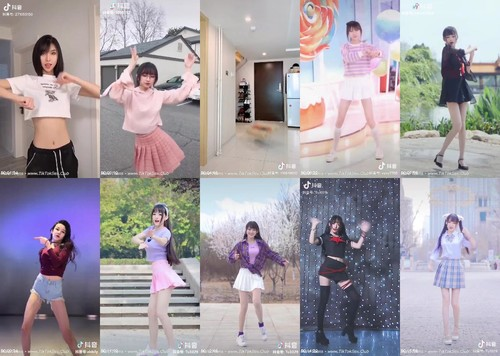 0124 AT Pretty Girls Dancing In The Shortest Skirts  Shorts  15 m - Pretty Girls Dancing In The Shortest Skirts & Shorts  15 [1920p / 271.89 MB]