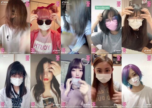 0127 AT Girls Instantly Turning Cute By Taking Off Their Glasses  Mask m - Girls Instantly Turning Cute By Taking Off Their Glasses & Mask [1920p / 221.64 MB]