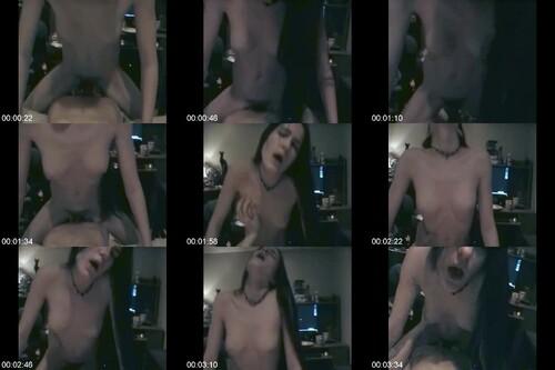 0972 Am Intense Orgasm From Sexy Goth Cummer m - Intense Orgasm From Sexy Goth Cummer