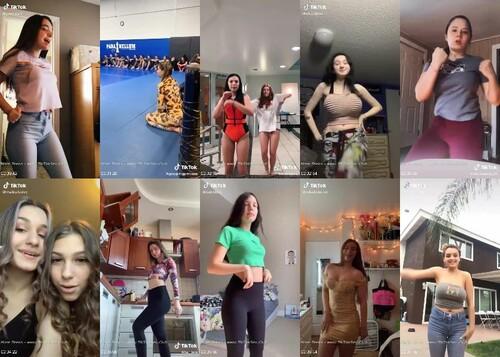 0263 TTY New  Hot Teen Girls Dancing TikTok Complitation March Madness 2020 m - New  Hot Teen Girls Dancing TikTok Complitation March Madness 2020 [1080p / 99.52 MB]