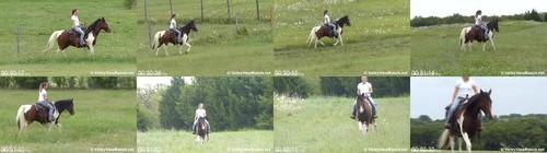 0147 FUN Johnny   Trail Riding   Valleyviewranch Net m - Johnny - Trail Riding! - Valleyviewranch Net