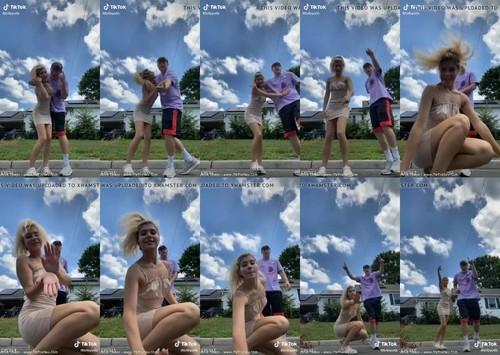 0498 TTnN Tik Tok Teen Girl Female  Cute Chick Upskirt m - Tik Tok Teen Girl Female  Cute Chick Upskirt! / by TubeTikTok.Live