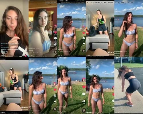 0381 TTnN Tik Tok Teen Girl Female  Shes 25 How Old Does She Look To You m - Tik Tok Teen Girl Female  She's 25! How Old Does She Look To You / by TubeTikTok.Live