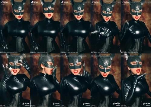 0394 TTnN Tiktok Sexy Girl Catwoman m - Tiktok Sexy Girl Catwoman / by TubeTikTok.Live