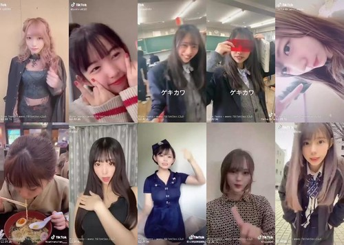 0410 AT Tik Tok Teens   Japan Girl  7 m - Tik Tok Teens - Japan Girl  7 / by TubeTikTok.Live