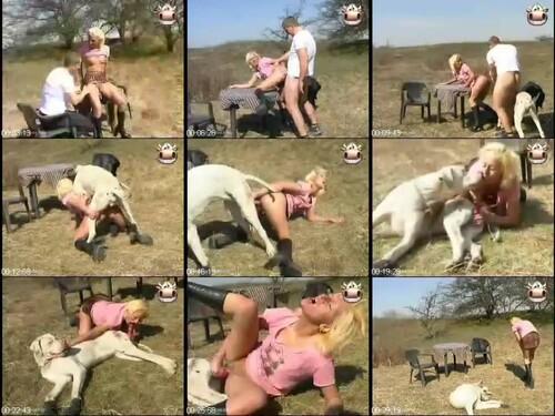 0686 HmZ Farmcum   Jessies Outdoor Dog Cumshot m - Farmcum - Jessies Outdoor Dog Cumshot / Amateur ZooSex