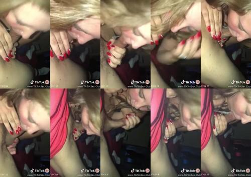 0397 PTTK HardCore 18 Year Old TikTok White Girl Gives Sloppy Head m - HardCore 18 Year Old TikTok White Girl Gives Sloppy Head / by TubeTikTok.Live