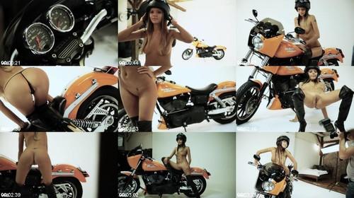 487 GalitsinTeens Clover   Harley m - Clover - Harley