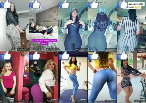 0372 TTnN Tik Tok Teen Girl Compilation 4 m - Tik Tok Teen Girl Compilation 4 [720p / 53.77 MB]