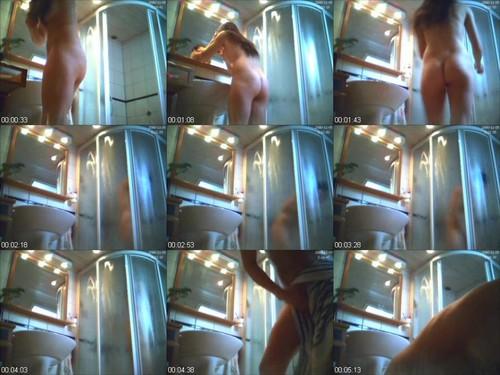 0995 Spy Nice Amateur Teen In The Shower.  Hidden Cam m - Nice Amateur Teen In The Shower.  Hidden Cam