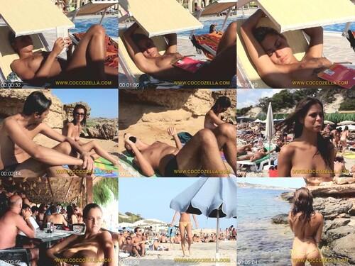 0459 NV CoccoZella Nudity   Alessia Mediterranian 3 m - CoccoZella Nudity - Alessia Mediterranian 3