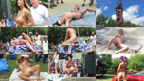 0479 NV CoccoZella Nudity   Grandhunter Nap 2016 Clip 2 m - CoccoZella Nudity - Grandhunter Nap 2016 Clip 2