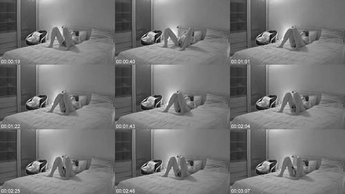 0539 Spy Ilona Is Masturbating In Her Bedroom With Dildo   Voyeur Sex Video m - Ilona Is Masturbating In Her Bedroom With Dildo - Voyeur Sex Video / Nude SpyCam Girls