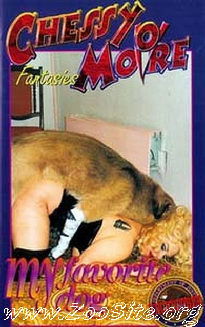 606 ZFull - CHEASSY MOORE - MY FAVORITE DOG