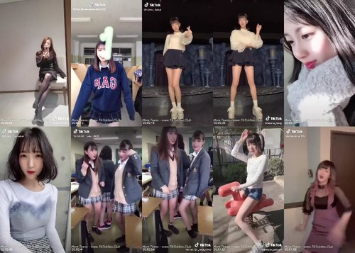 0421 AT Tik Tok Teens   Japan Girl  5 m - Tik Tok Teens - Japan Girl  5 [1280p / 18.07 MB]