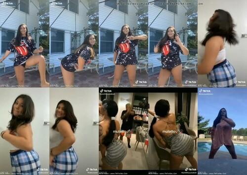 0448 TTnN Tik Tok Teen Girl Female  Thick White Girl2 Other Big Asses Aswell m - Tik Tok Teen Girl Female  Thick White Girl#2 Other Big Asses Aswell [720p / 39.43 MB]