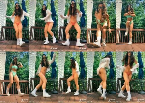 0496 TTnN Tik Tok Teen Girl Female  Cute Asian American Nerd Dancing m - Tik Tok Teen Girl Female  Cute Asian American Nerd Dancing. [720p / 10.11 MB]