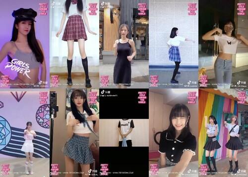 0156 AT Chinese TikTok Asian SchoolGirls Girls Creators With Over 50k Views m - Chinese TikTok Asian SchoolGirls Girls Creators With Over 50k Views / by TubeTikTok.Live