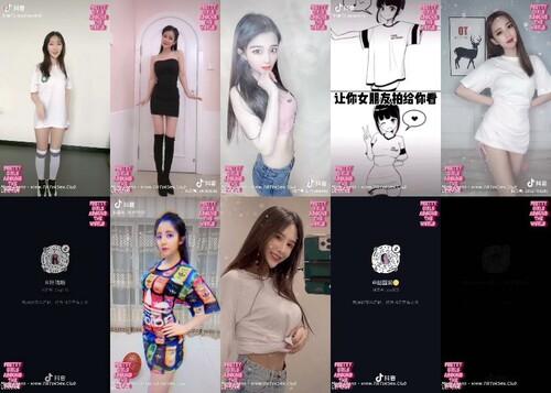 0163 AT T Shirt Challenge   Best Girls Complilation Part 2 m - T-Shirt Challenge - Best Girls Complilation (Part 2) / by TubeTikTok.Live