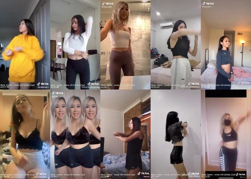 0166 AT Pretty Girls Doing Muzzing Hard Core Dancing  16 m - Pretty Girls Doing Muzzing (Hard-Core Dancing)  16 / by TubeTikTok.Live