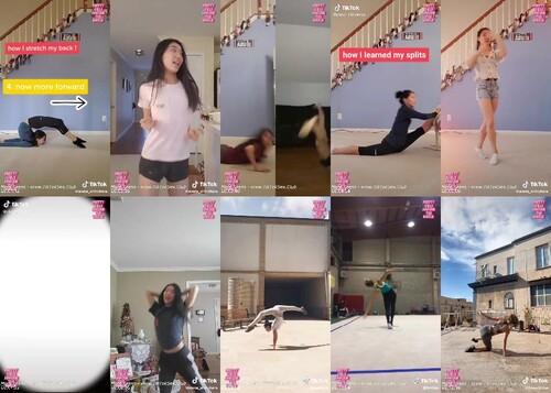 0171 AT Rhythm Gymnastics Girls   Pretriest Girls Around The World  12 m - Rhythm Gymnastics Girls - Pretriest Girls Around The World  12 / by TubeTikTok.Live