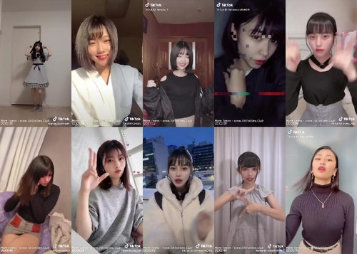 0272 AT Tik Tok Teens   Japan Girl  10  Cute  Sexy m - Tik Tok Teens - Japan Girl  10  Cute  Sexy / by TubeTikTok.Live