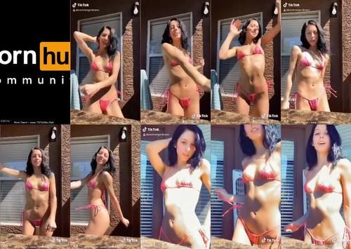 0182 TTN Naked Teen Tiktok Nude Pussy Compilation   Karli Mergenthaler m - Naked Teen Tiktok Nude Pussy Compilation - Karli Mergenthaler / by TubeTikTok.Live
