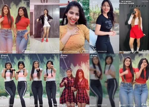 0184 TTY Tik Tok Sexy Sexy Cute Girls Dance India Video m - Tik Tok Sexy Sexy Cute Girls Dance India Video / by TubeTikTok.Live