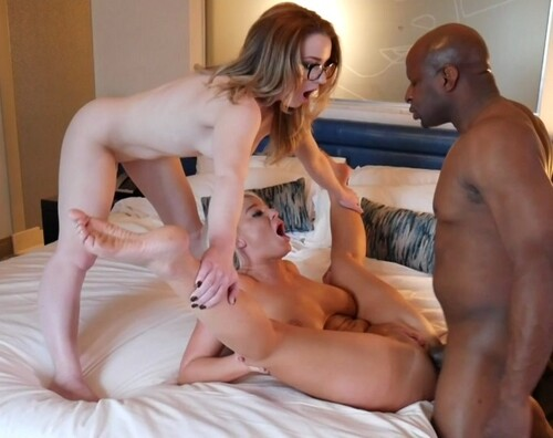 Kate Kennedy & London River - Anal Whores Can'T Get Enough BBC