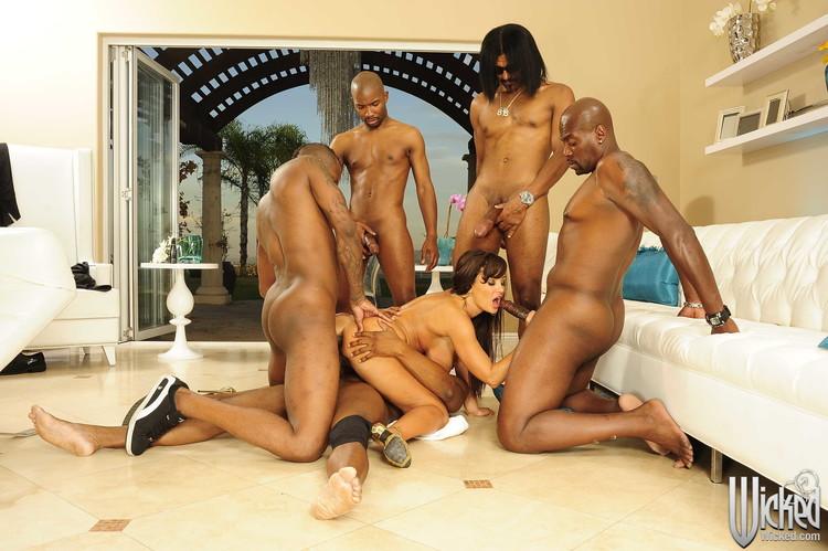 Lisa ann interracial anal free porn galery