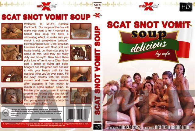 MFX-Media - Scat Snot Vomit Soup