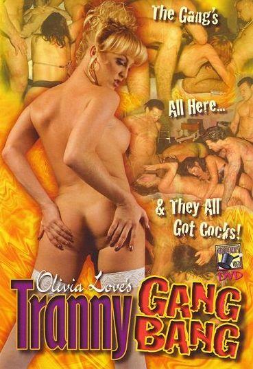 Olivia Love's Tranny Gangbang (2000)