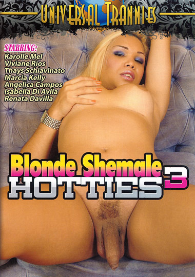 Blonde Shemale Hotties 3 (2011)