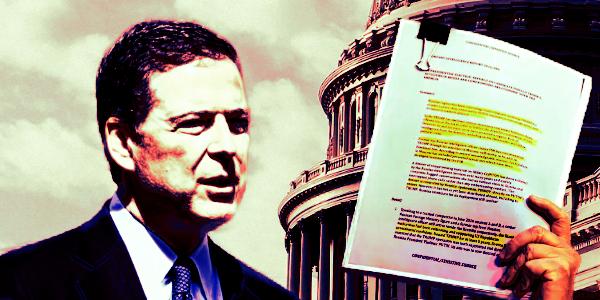 🔴 Comey testifies in Senate hearing on Russia Probe