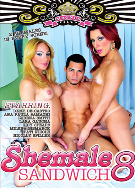 Shemale Sandwich 8 (2009)