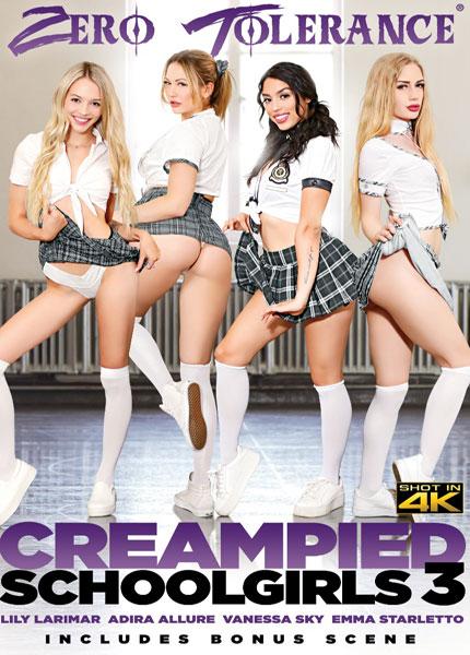 Creampied Schoolgirls 3 (2020)