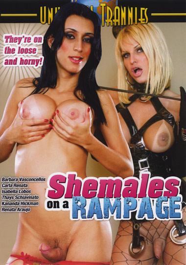 Shemales On A Rampage (2013)